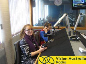 Behind The Scenes Interview on VA Radio (December 2016)