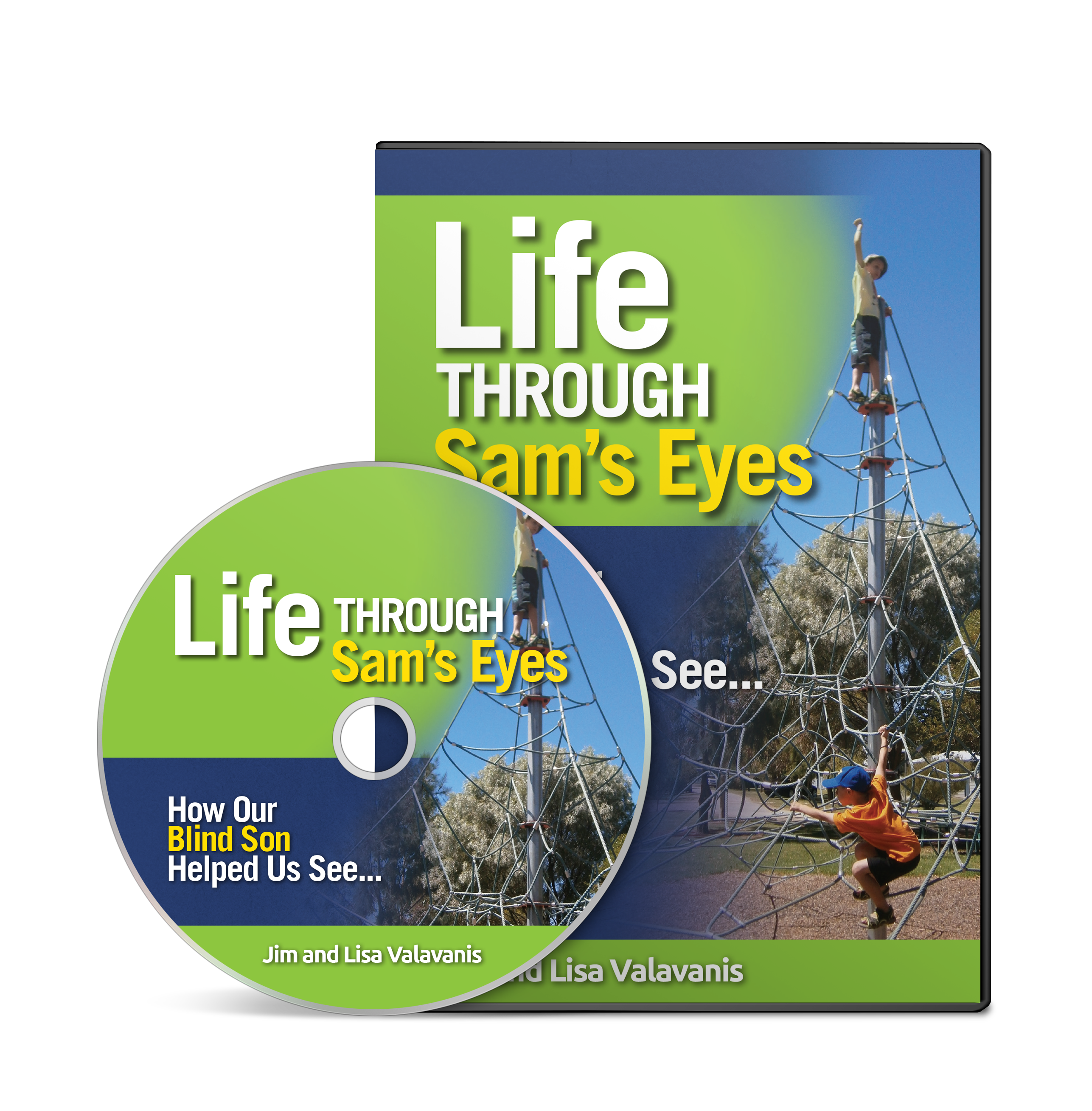 Life Through Sam's Eyes Audiobook
