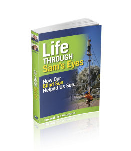 Life Through Sam's Eyes 3D Book