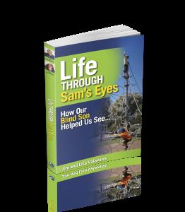 Life Through Sam's Eyes 3D Book
