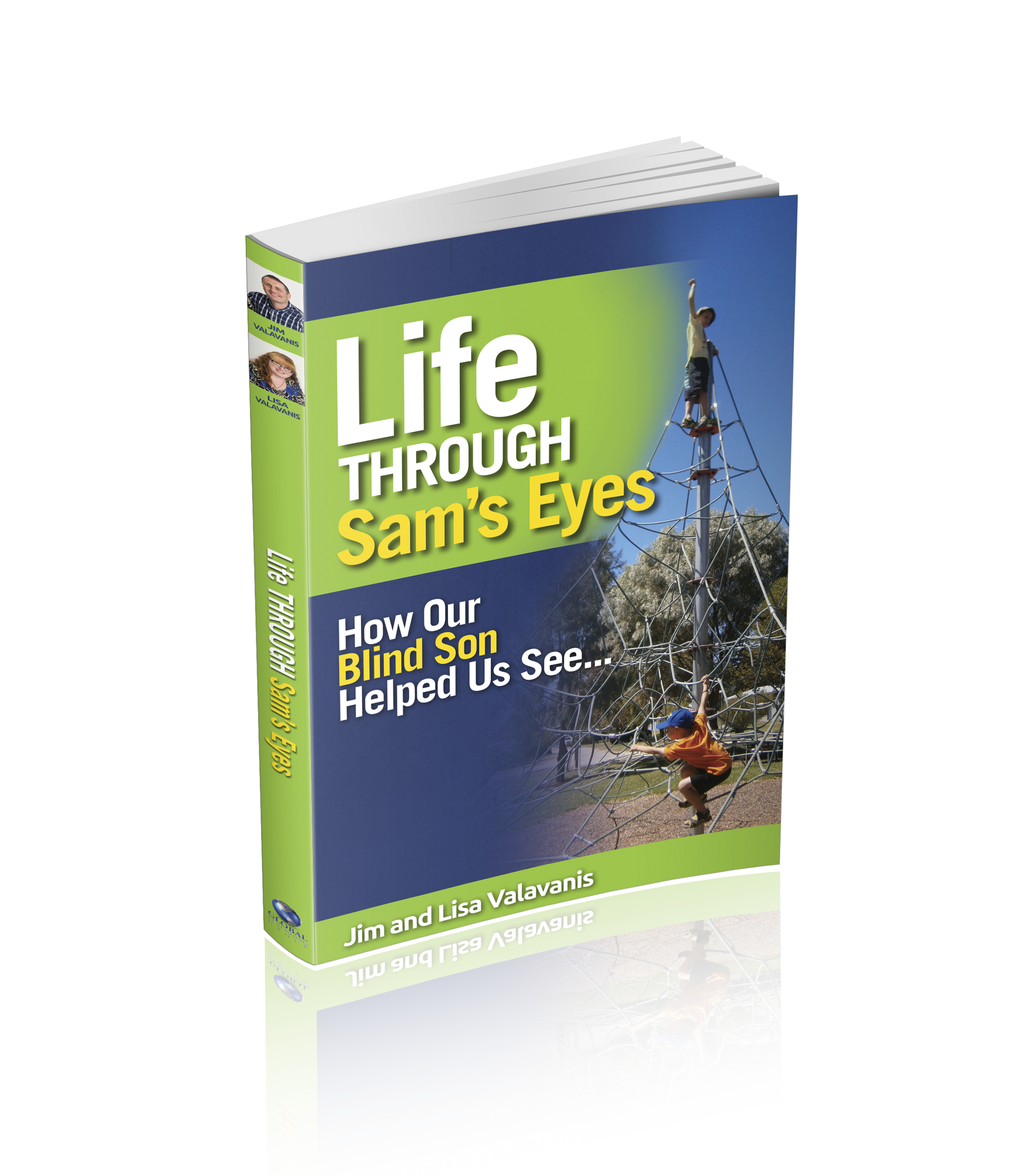 Life Through Sam's Eyes Book