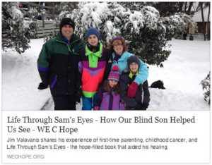 WE C Hope Blog Post (Facebook)